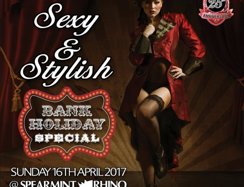 TwiceasNice presents Sexy&Stylish Bank Holiday Special