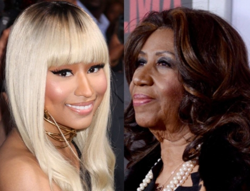 Nicki Minaj Smashes Aretha Franklin's Record To Rule The Charts