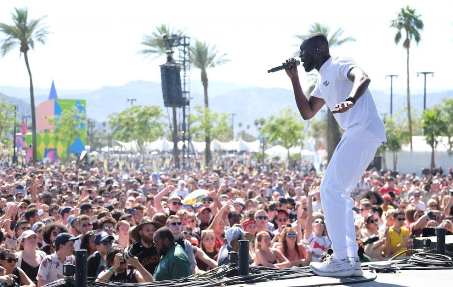 Stormzy calls Coachella debut 'one of the best shows I've ever played'